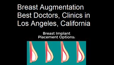 Breast Enhancement Doctors Clinics in Los Angeles California