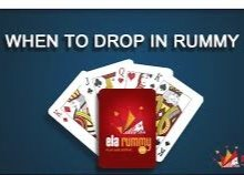 5 Hints to Drop your Cards while Playing Rummy