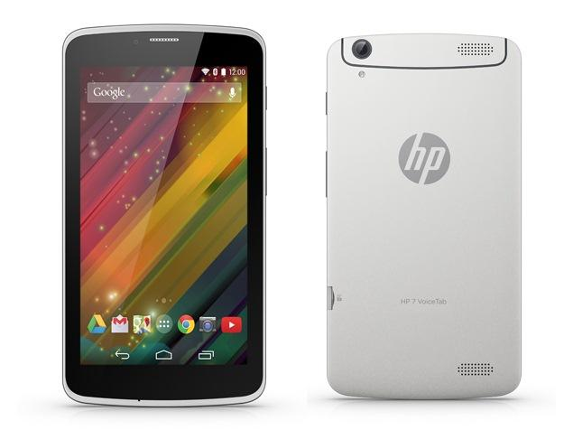 HP 7 Voice Tab J6U32PA Tablet