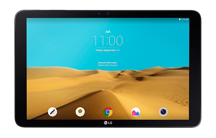 LG G Pad F 8.0 4G LTE Tablet