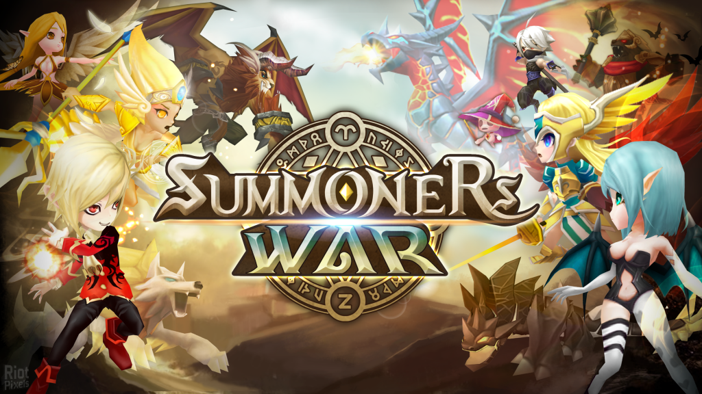 Summoners War - Sky Arena