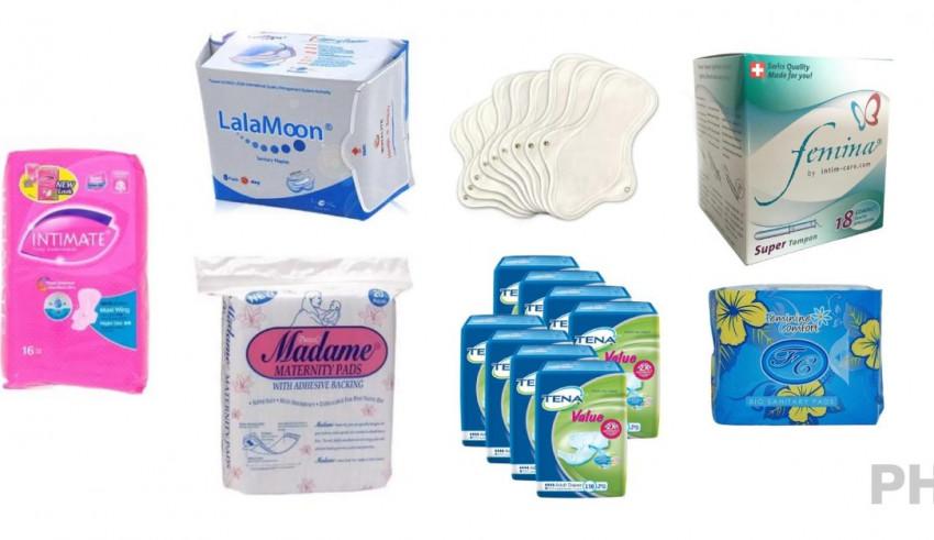 Sanitary Pad Brands